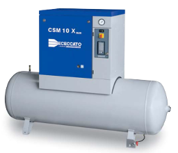 Šroubový kompresor Ceccato CSM MAXI